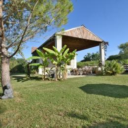LA ROSE DES VENTS TRAMONTANE - Location de vacances - Castelnau-sur-l'Auvignon