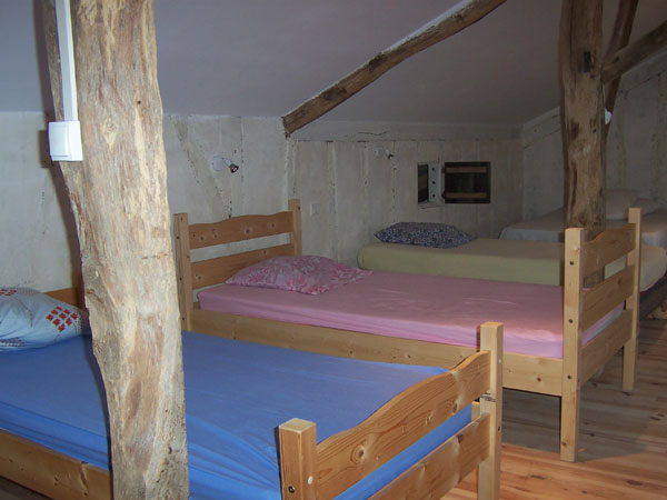 le dortoir de 6 - Location de vacances - Lelin-Lapujolle