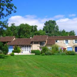 batiment ch. Hotes et Gites  - Location de vacances - Castéra-Verduzan