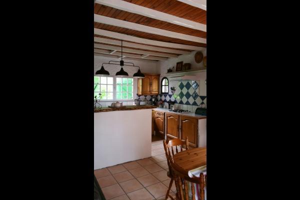 le soir, c'est guinguette au Colibri....!!! - Location de vacances - Saint-Cricq