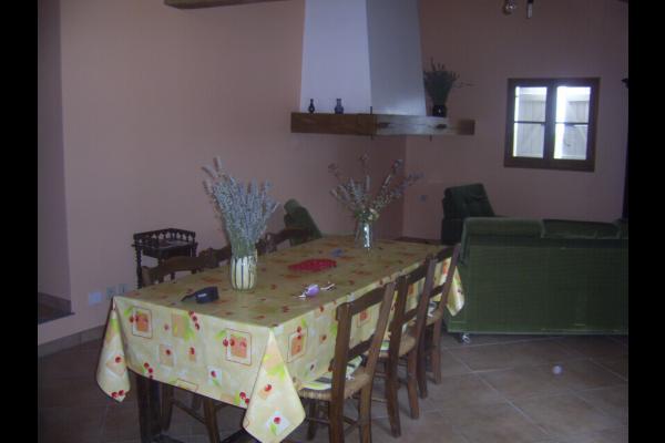 gite le parré salle a manger - Location de vacances - Margouët-Meymes