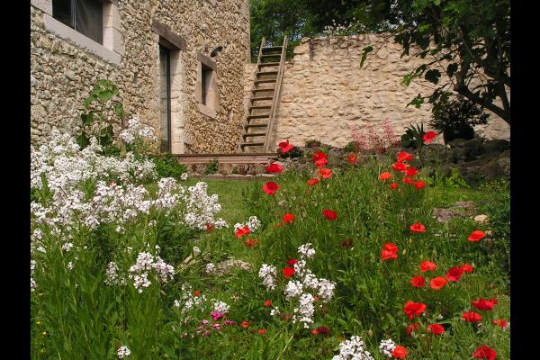 jardin - Location de vacances - Lectoure