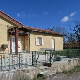 le gite façade sud - Location de vacances - Tournan