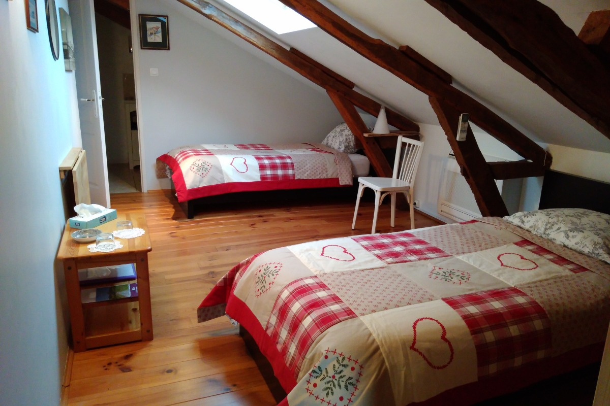 Viella Vacances  Chambre Pacherenc - Chambre d'hôtes - Viella