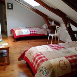 Viella Vacances Chambre Pacherenc - Chambre d'hôtes -