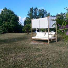 Le parc  - Chambre d'hôtes - Ladevèze-Ville