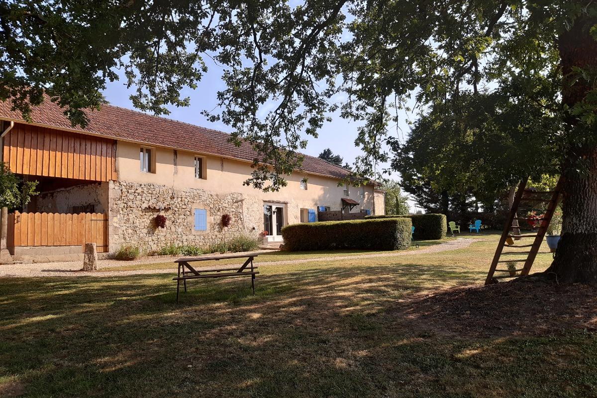 Les gîtes de Lartet - Location de vacances - Gondrin