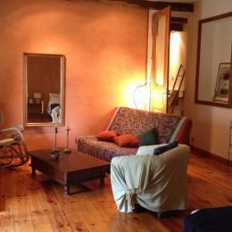 Première salle de bains - Location de vacances - Berdoues