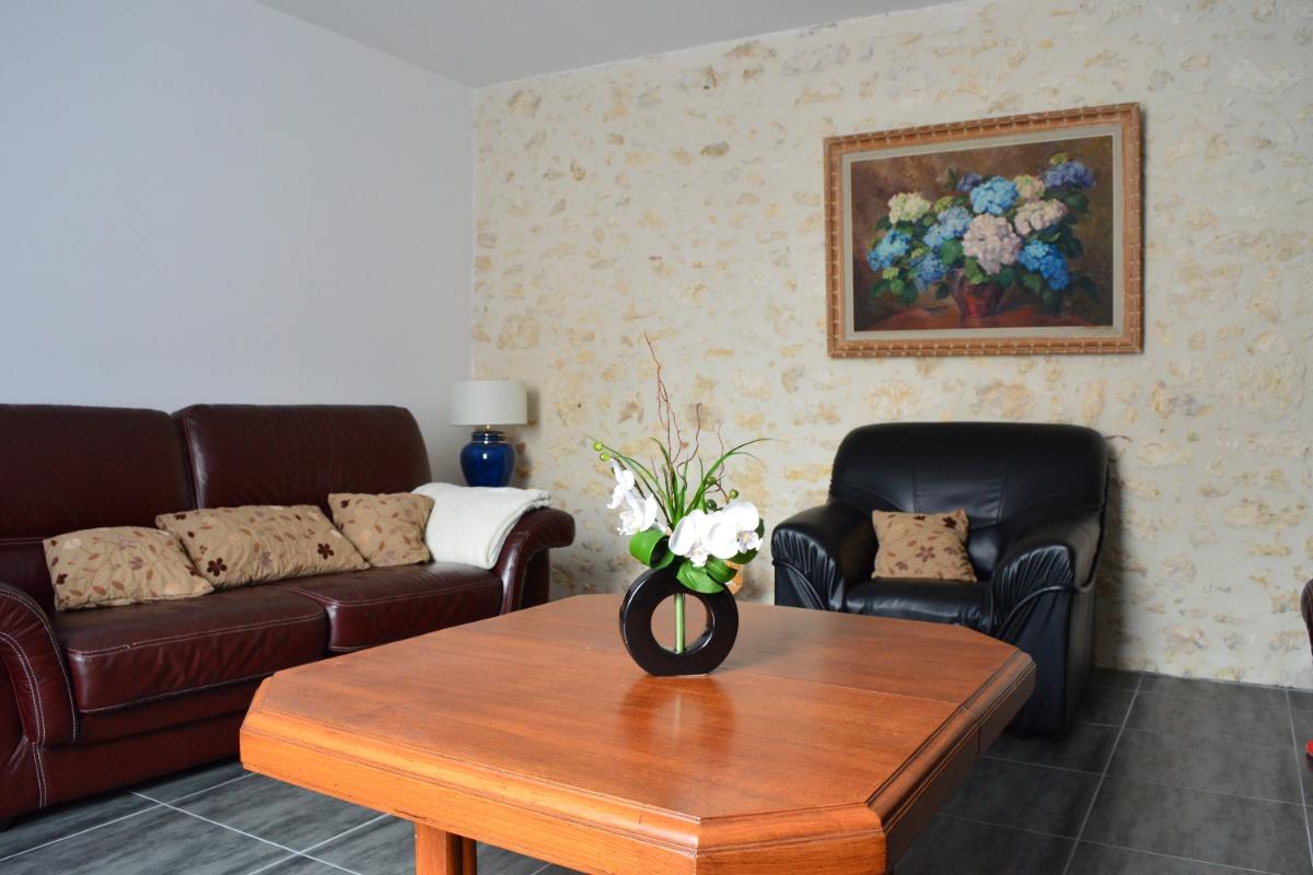 chambre 1 - Location de vacances - Saint-Clar