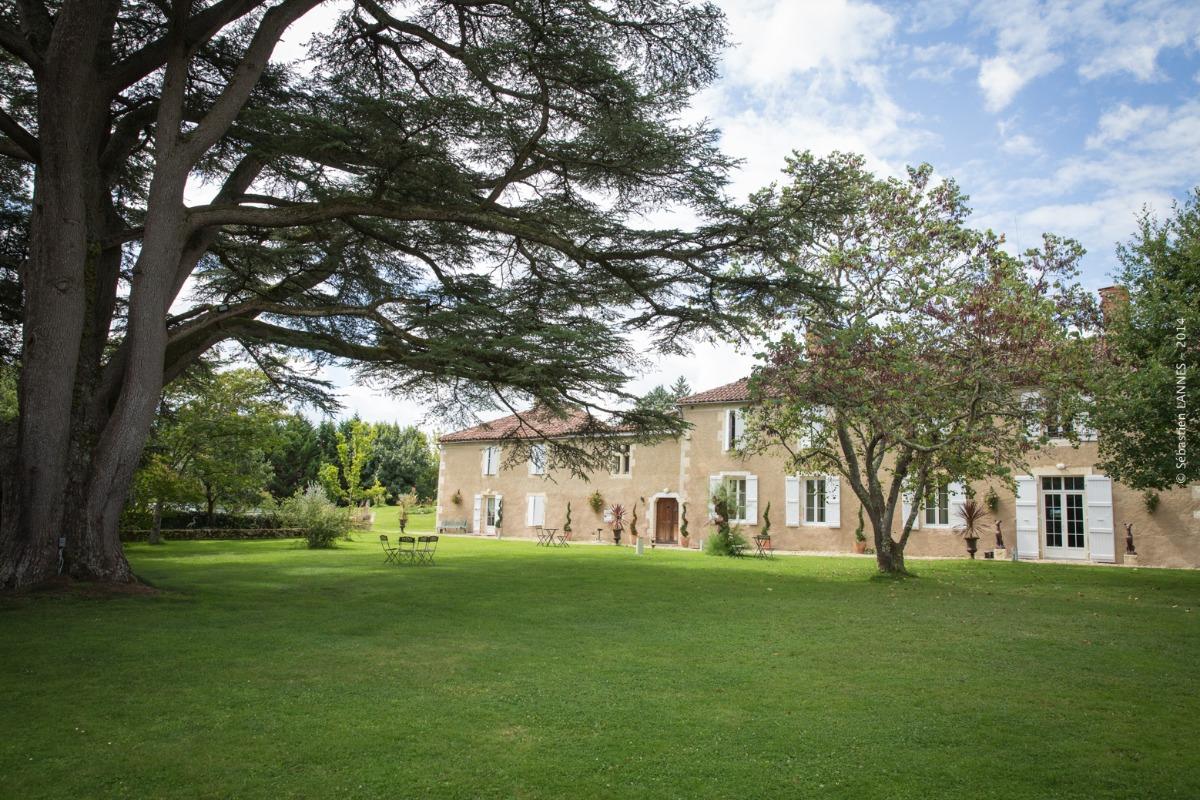 Parc de la Chartreuse de Dane  - Chambre d'hôtes - Saint-Jean-Poutge