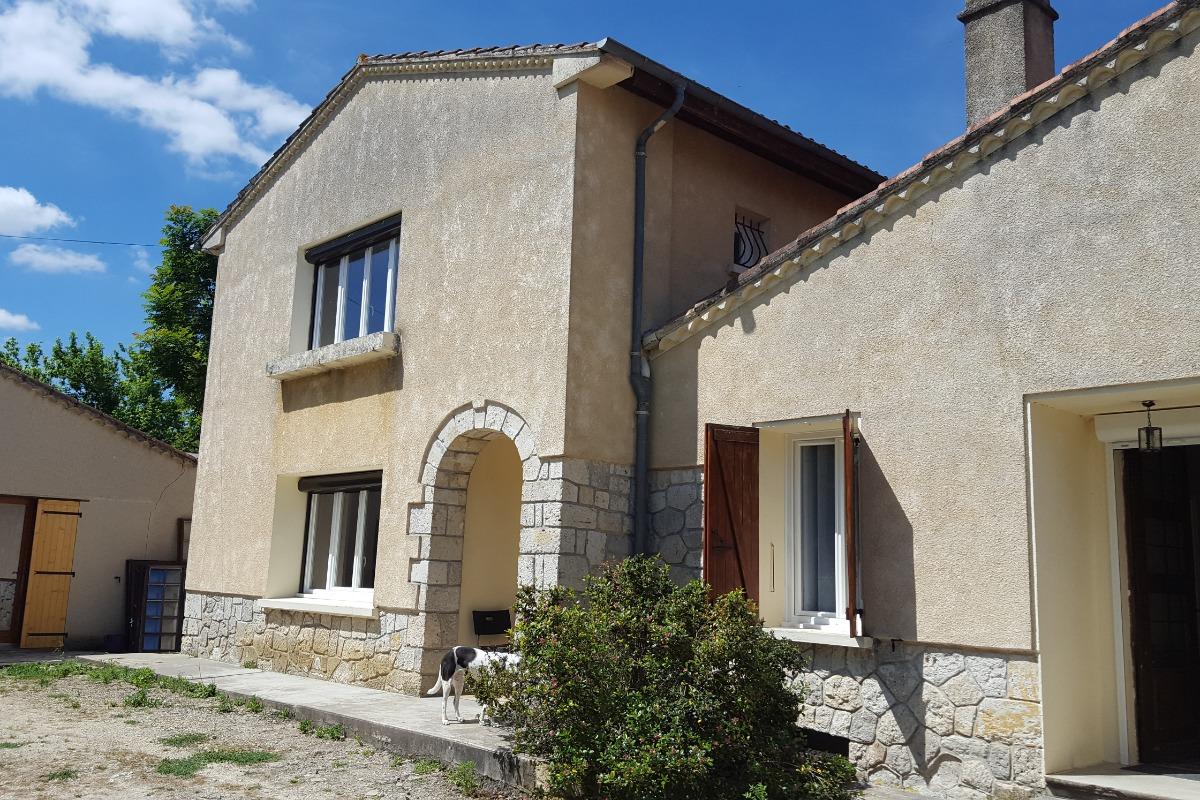 - Location de vacances - Castelnau-sur-l'Auvignon