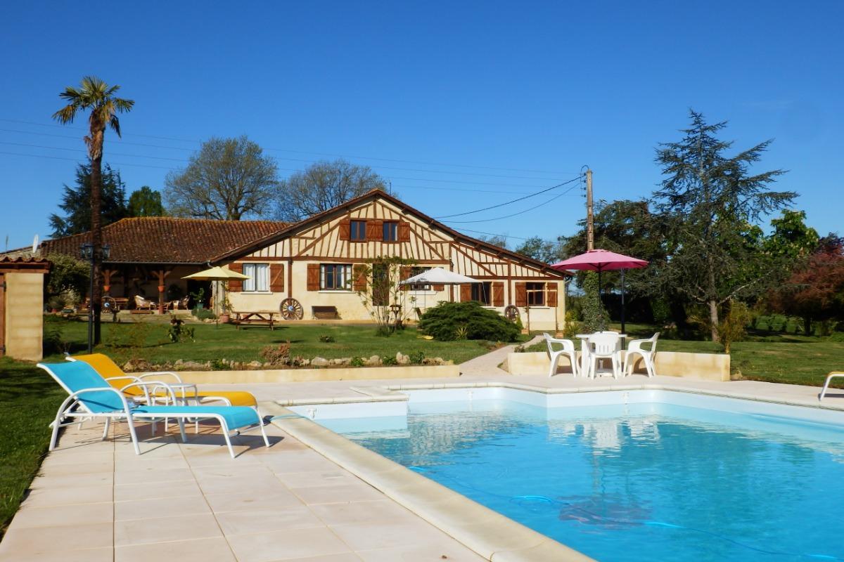 - Location de vacances - Castelnavet