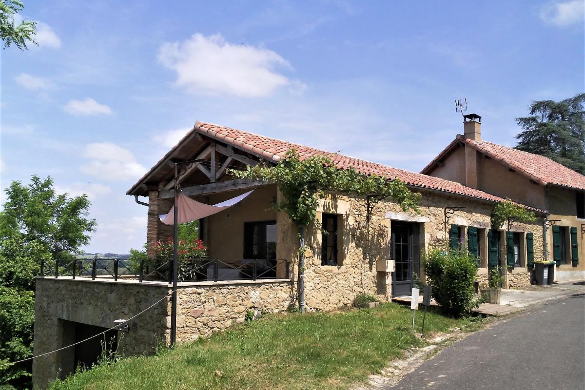 Gîte LA BASCULE à Montesquiou (32320)  - Location de vacances - Montesquiou