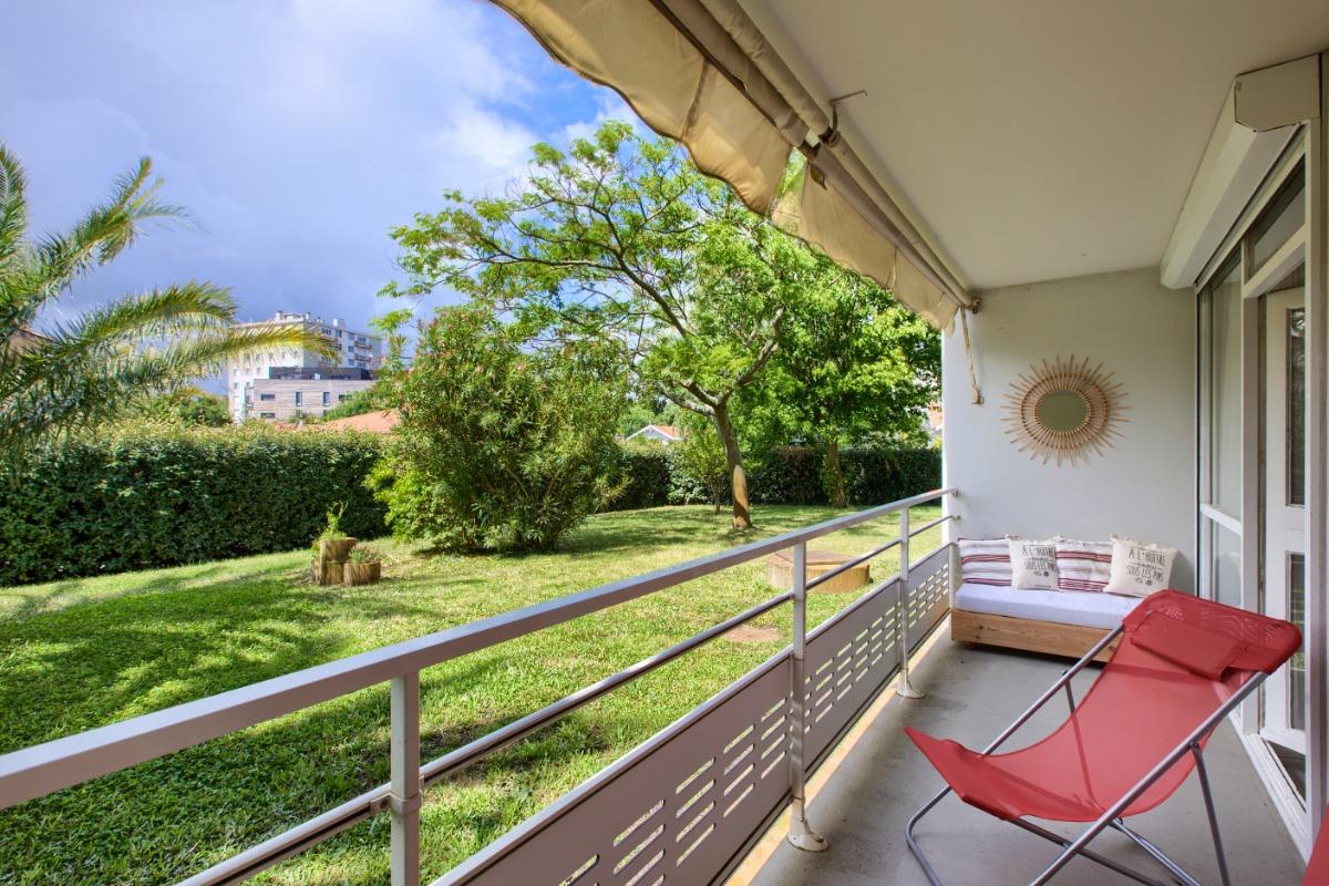 Terrasse au sud - Location de vacances - Arcachon