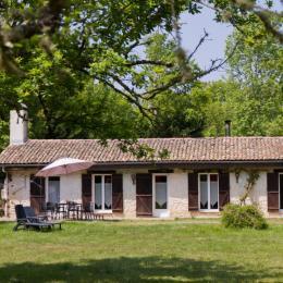 Ancienne maison de résinier - Location de vacances - Mios