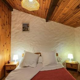Chambre enfants à l'étage - Location de vacances - Mios