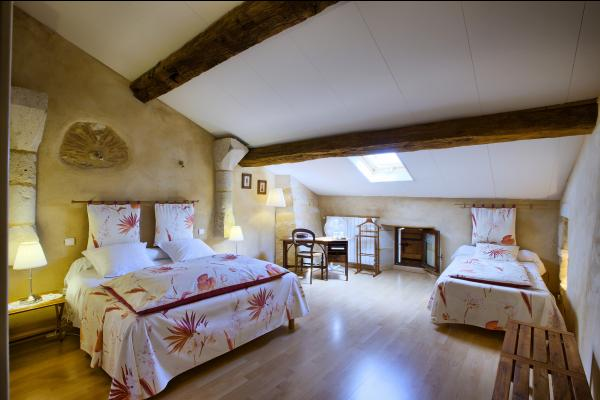 - Chambre d'hôtes - Frontenac