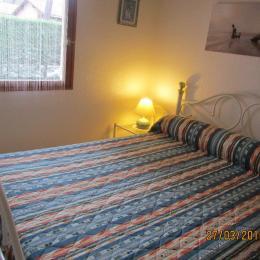 chambre du bas - Location de vacances - Gujan-Mestras