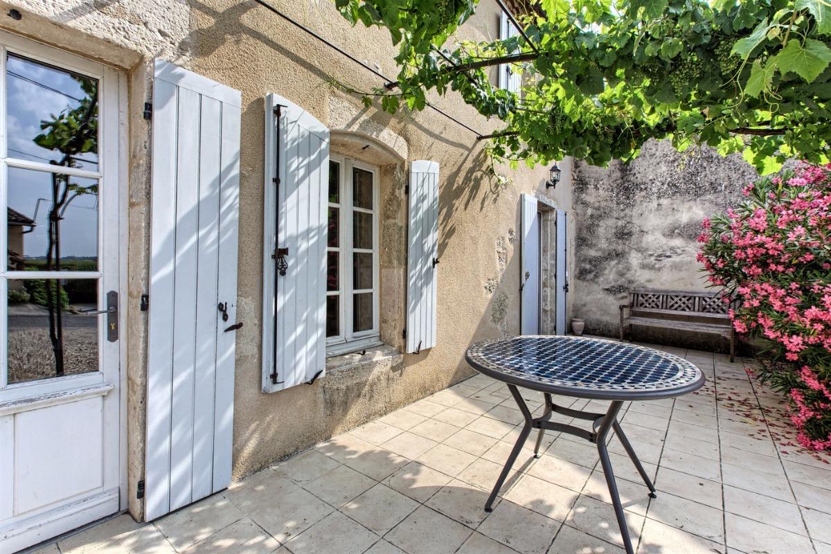 - Location de vacances - Saint-Seurin-de-Cursac