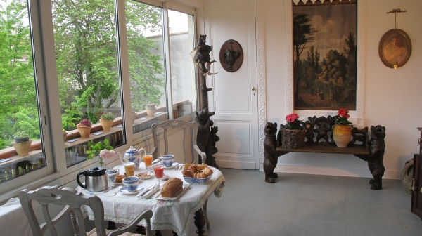 - Chambre d'hôtes - Bordeaux
