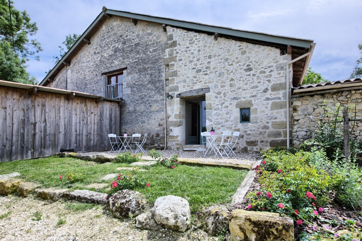 Suite Ustang, chambre avec 2 lits jumelables / Ustang suite, room with 2 beds (can be assembled) - Chambre d'hôtes - Vérac