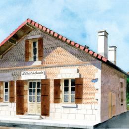 Gîte Le Chalet de Laurentin - Location de vacances - Hostens