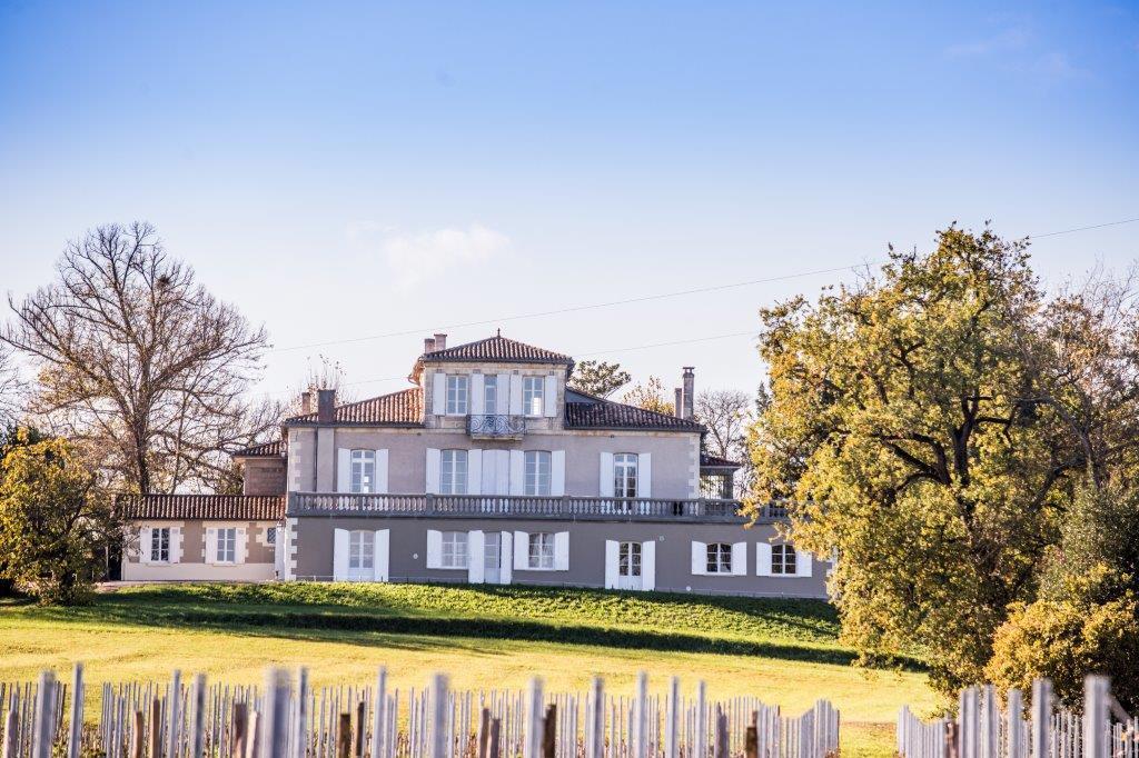 Vue du Vignoble  - Location de vacances - Sainte-Eulalie