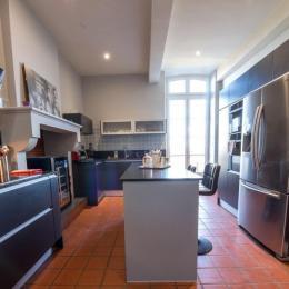 cuisine - Location de vacances - Sainte-Eulalie