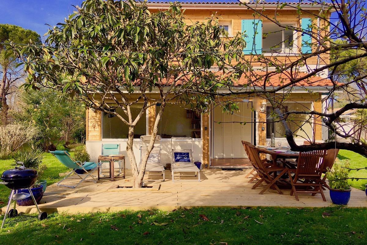 Chez Pépé coté Jardin - Location de vacances - Andernos-les-Bains