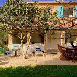 coté Jardin, relax et detente en famille - Location de vacances - Andernos-les-Bains