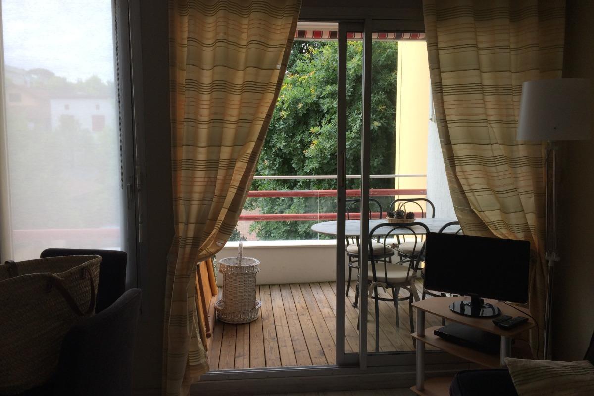 terrasse sud - Location de vacances - Arcachon