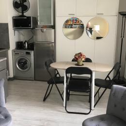 coin cuisine - Location de vacances - Arcachon