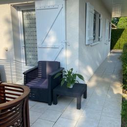 Accès privatif location - Location de vacances - Andernos-les-Bains