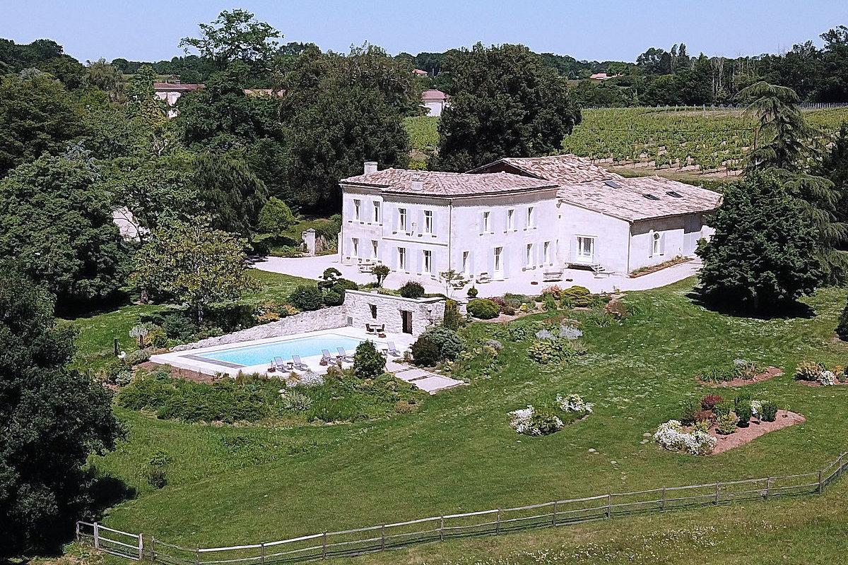 La salle de bain d'Ashoka - Chambre d'hôtes - La Sauve