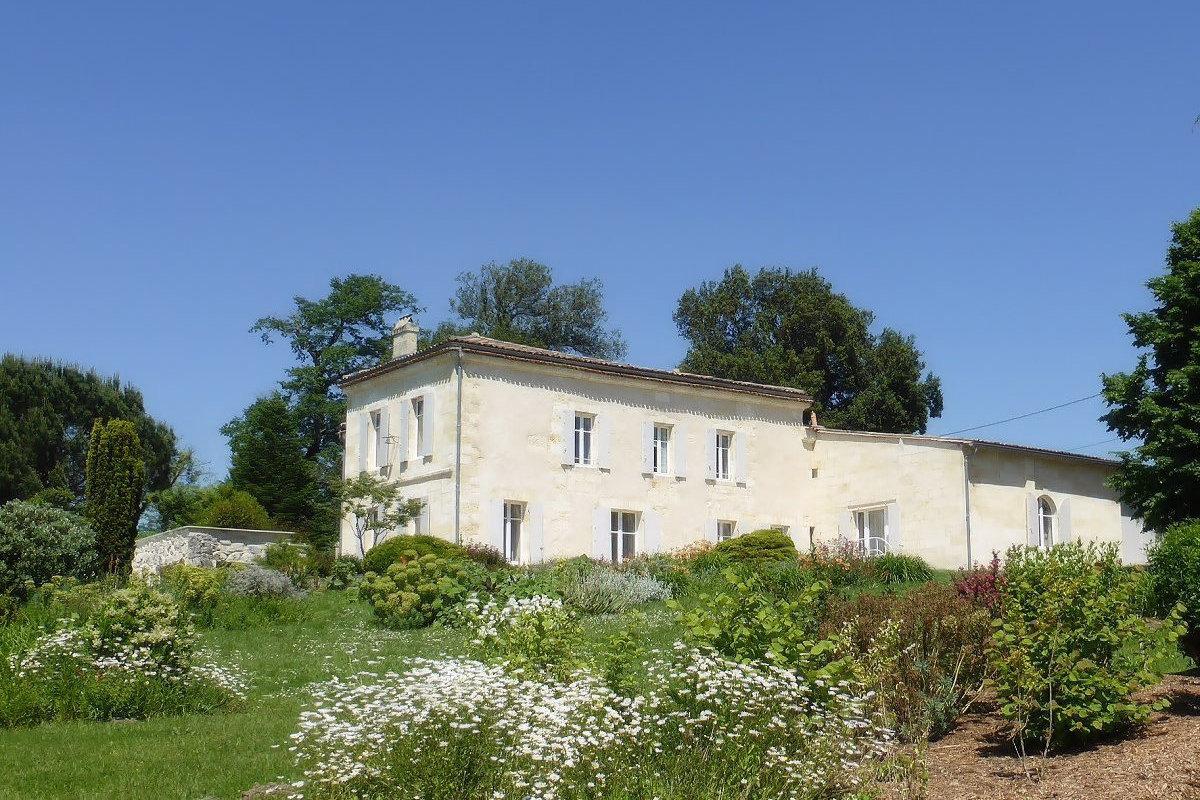La chambre Floriano (RdC) - Chambre d'hôtes - La Sauve