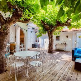 VILLA CHEZ MOUN / ARCACHONNAISE - Location de vacances - Andernos-les-Bains
