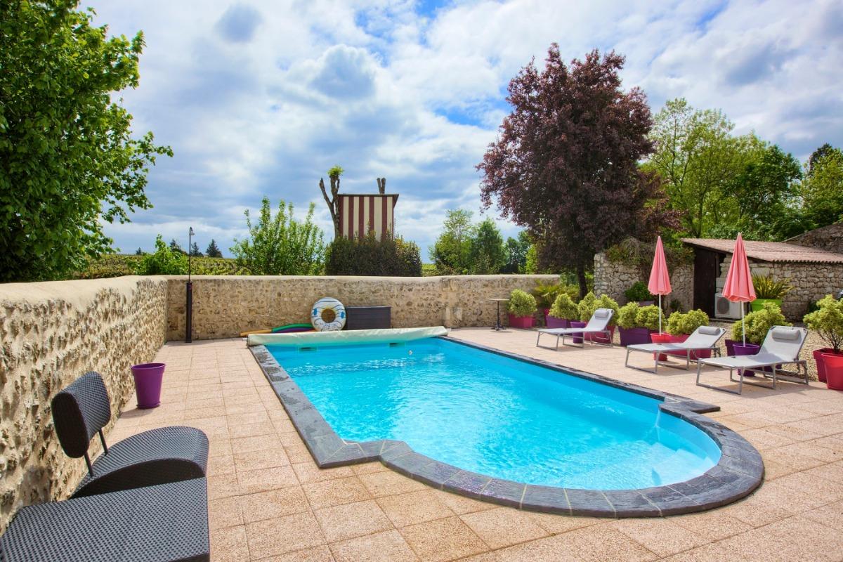 - Location de vacances - Saint-Seurin-de-Cadourne