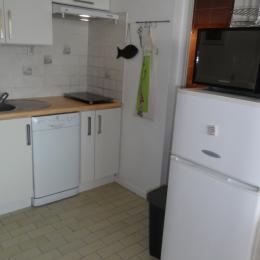 vue sur la terrasse  - Location de vacances - Sète