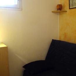 chambre donnant sur la terrasse - Location de vacances - Sète