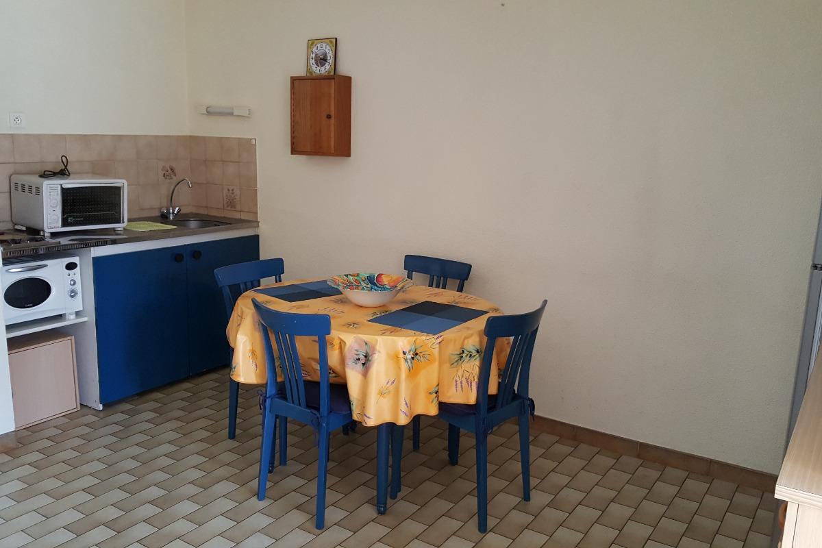 Cuisine - Séjour - Location de vacances - VALRAS-PLAGE
