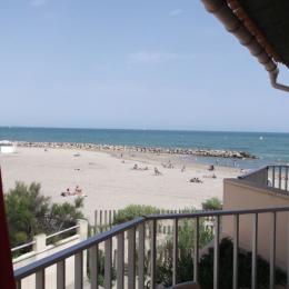 260 € hors saison / 360 avril-mai / 460 juin-septembre / 660 juillet-août - Location de vacances - Carnon