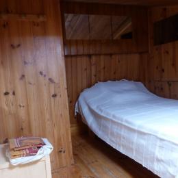 Mezzanine 1 (sur cabine) - Location de vacances - Carnon