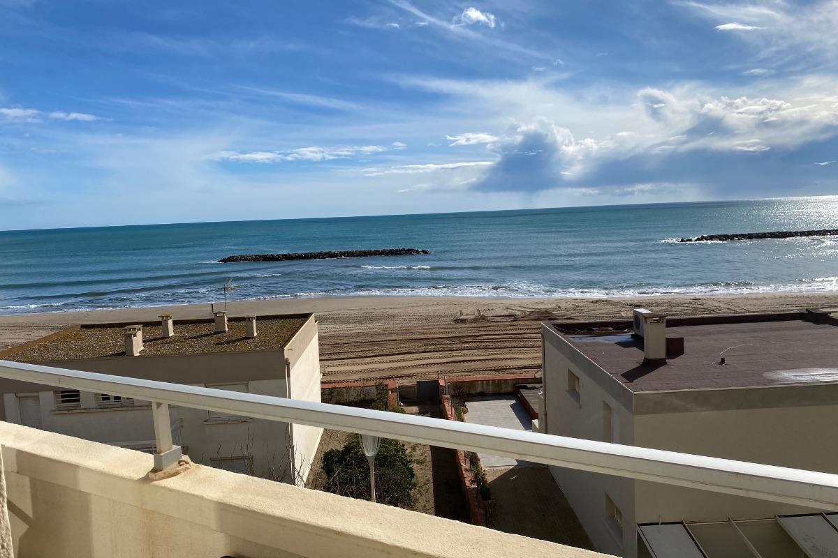 suite chambre 1 - Location de vacances - Valras-Plage