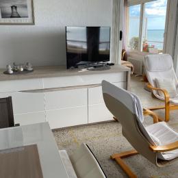 7 mètres de balcon vue mer - Location de vacances - Valras-Plage