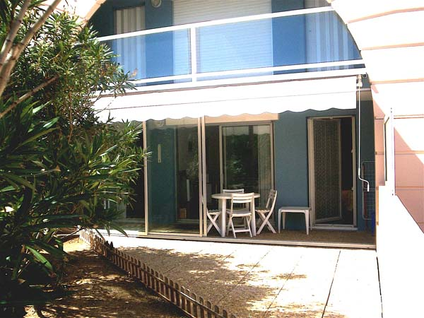 Notre terrasse & sa loggia de plain-pied + de 20 m2 - Location de vacances - Sète