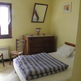 chambre 2 - Location de vacances - Brissac