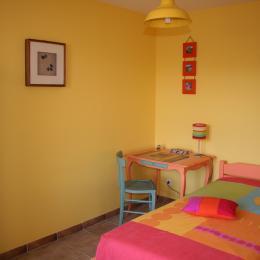chambre côté dunes - Location de vacances - Béziers