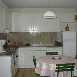 cuisine - Location de vacances - Béziers
