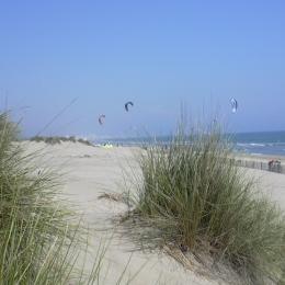 Résidence située à moins de 100 mètres de la plage et proches des commerces.  - Location de vacances - Carnon
