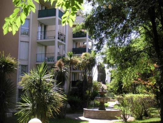 Façade de la résidence - Location de vacances - Montpellier
